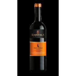 """Red Wine Syrah """"Sire Nero"""" DOC 100% Sicilian Winery Rapitalà"""