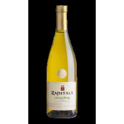 White wine Chardonnay Winery Rapitalà