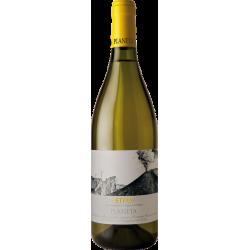 Etna White Sicilian Wine Planeta Winery