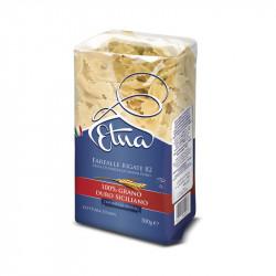 Vendita online Farfalle Rigate di Semola confezione da 500g Pasta Etna