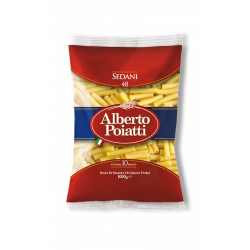 "Italian Pasta Gourmet ""Sedani"" package of 1kg"