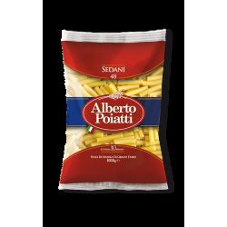 Pasta di Semola di Grano Duro, Sedani Alberto Poiatti confezione da 1kg