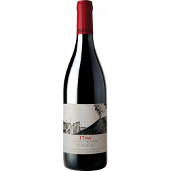 Red Wine Etna Rosso DOC Planeta Winery