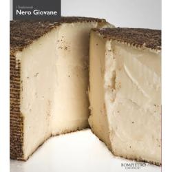 Black Sicilian cheese 350g pack