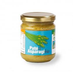 Organic asparagus patè 200gr