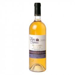 Malvasia of Salina Premium Bottle of 50cl Vinci Winery