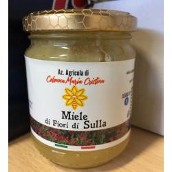 Sulla honey Jar of 250g Made in Sicily