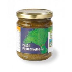 Organic Wild fennel patè 200gr