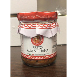 Crema per Bruschetta Siciliana in vasetto da 90g