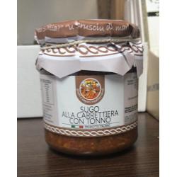 Crema di Tonno all'arancia vasetto da 90g