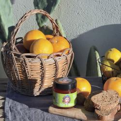 Compote of prickly pear jam Orlando women