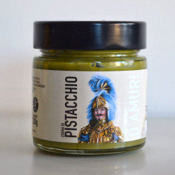 Pistachio spreadable cream 220g