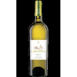 Vino Bianco Insolia 100% Bottiglia da 75 cl Cantine Birgi - Liburnia