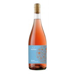 Wine Rosè Bottle of 75cl Funaro Winery