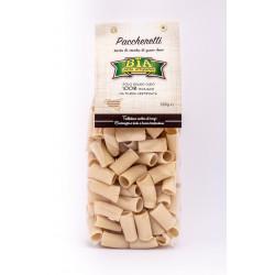 "Italian Semolina Pasta ""PAccheri"" of 500g"