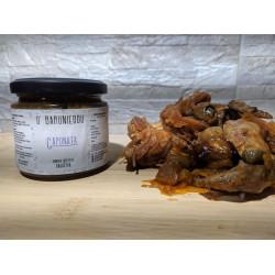 vendita online 1kg di Caponata di Melanzane Siciliana ricetta tradizionale