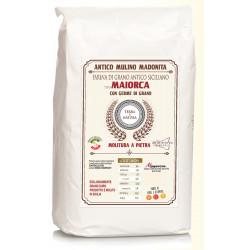 1 kg (35.27 oz) Antique Sicilian wheat flour type Maiorca