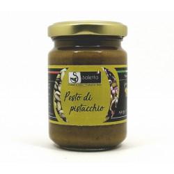 Pesto of Pistachio - Jar of 150g