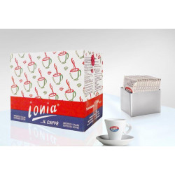 "Pack of 150 Ionia coffee pods ""Don Giovanni blend"