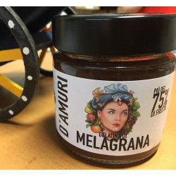 Sicilian Pomegranate Gourmet Jelly