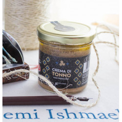 Crema di tonno con pistacchi 130 gr