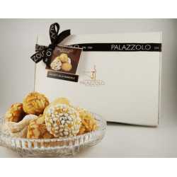 Elegant Box of Almond Sweets 200g