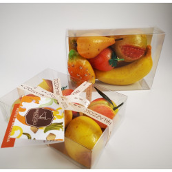 Frutta di martorana scatola 250gr Pasticceria Palazzolo