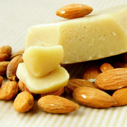 panetto per preparare il latte di mandorla di sicilia