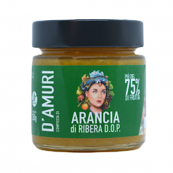 Composta Arancia Ribera D.O.P. 250gr