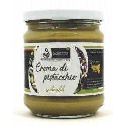 Crema di Pistacchio dolce spalmabile 200g Saletta