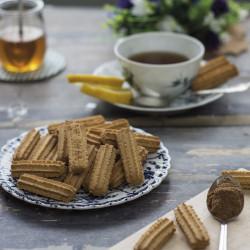 Cinnamon biscuits gluten free  220gr
