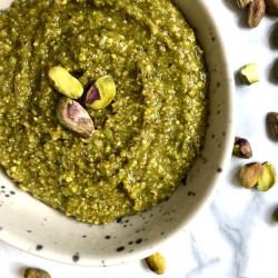Pesto di Pistacchio Siciliano in vasetto da 180 gr