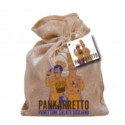 Pankarretto Panettone Salato Siciliano