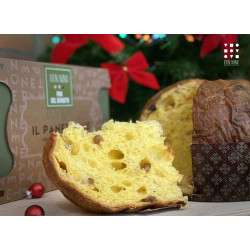"Panettone made by craft production DON NINO ""Pan del Bandito"""