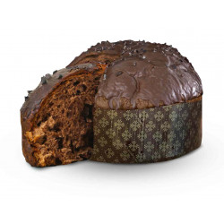 Artisan Panettone DON NINO Chocolate
