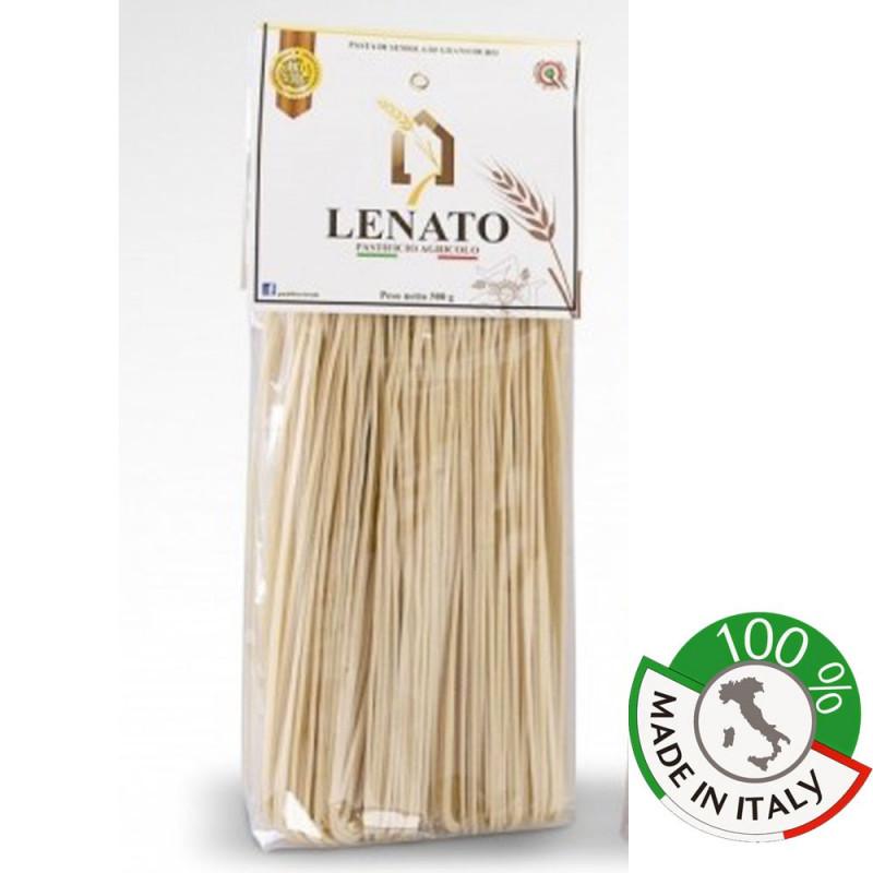 vendita online pasta di semola grano siciliano linguina lenato