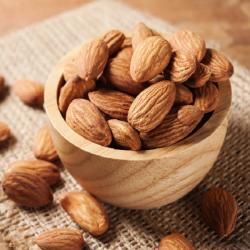200g (7.05 oz) Organic Roasted Hazelnuts