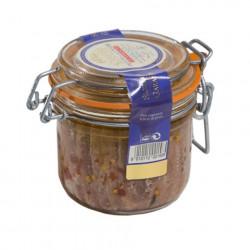 Filetti di acciughe EXTRA in olio d'oliva 200gr