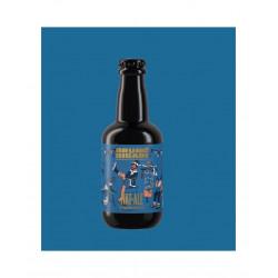 75cl India Pale Ale Bottle Craft Beer Bruno Ribadi