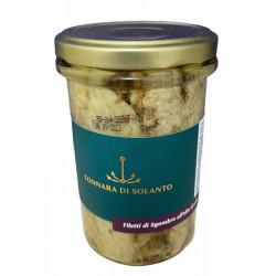 Filetti di Sgombro in olio d'oliva 300gr  - Tonnara di Solanto