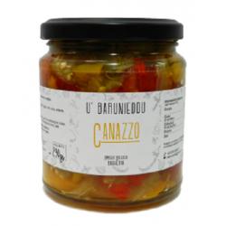 Sicilian Canazzo of seasonal vegetables 290 g