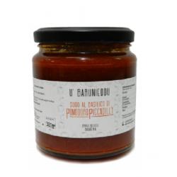 Sugo al basilico di pomodoro piccadilly 290gr