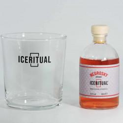 IceRitual bicchieri da Cocktail  - Box 2 bicchieri