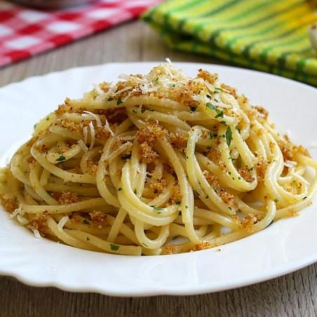 """""""Spaghetti alla carrettiera"""" al tonno e pancetta il gusto della semplicità"""