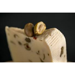 Primo Sale Siciliano with olives
