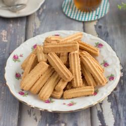 """220g Biscotti senza glutine gusto classico """"Squisiti"""" Punto Caldo"""