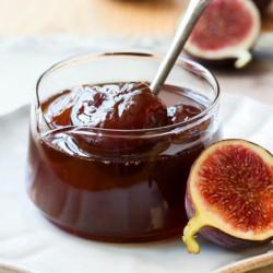 Figs Organic extra jam in jar of 240gr