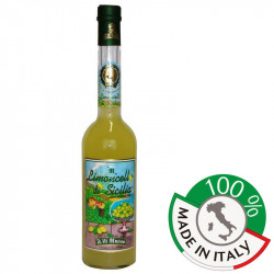 "50cl Liquor of Lemon of Sicily ""Limoncello"""
