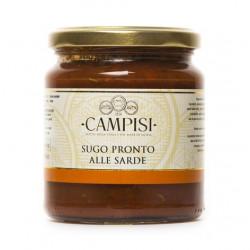 sugo di sarde prodotto in italia - sicilia