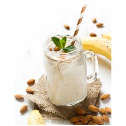 1 Liter Almond Milk Brick